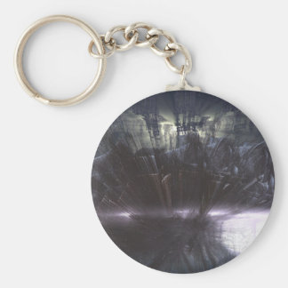 the cliffs of insanity at the mountains of madness basic round button keychain