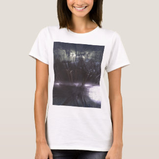 the cliffs of insanity at the mountains of madness T-Shirt