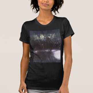 the cliffs of insanity at the mountains of madness t-shirts