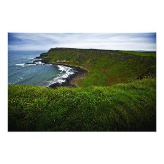 The Cliffs of Ireland Photograph