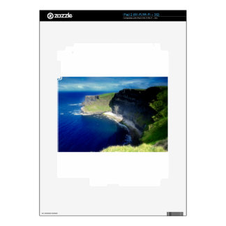 The Cliffs of Moher iPad 2 Skins