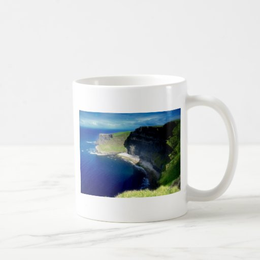 The Cliffs of Moher Coffee Mugs