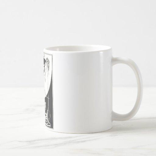 The Climax - French Art Nouveau Mugs