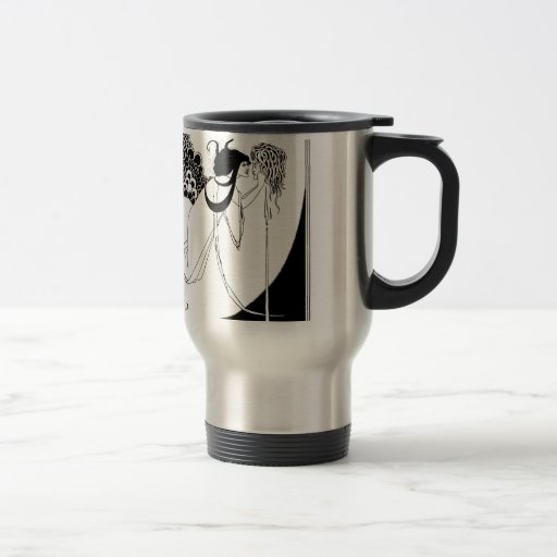 The Climax - French Art Nouveau Coffee Mug