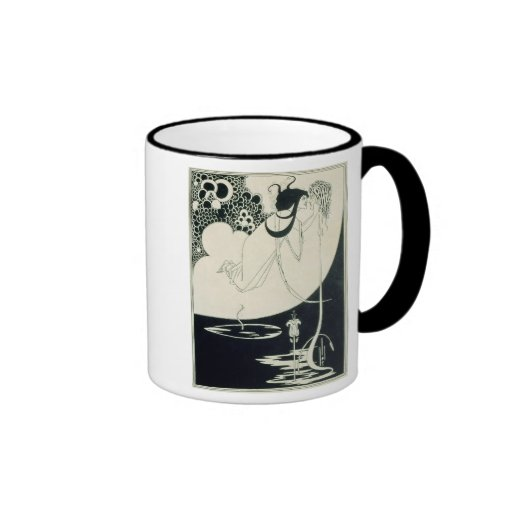 The Climax, illustration from 'Salome' by Oscar Wi Coffee Mug