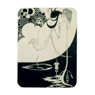 The Climax, illustration from 'Salome' by Oscar Wi Vinyl Magnet