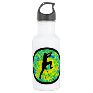 THE CLIMBING EDGE STAINLESS STEEL WATER BOTTLE