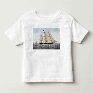 "The Clipper Ship ""Flying Cloud"" Toddler T-shirt"