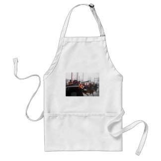 The Clippers Adult Apron
