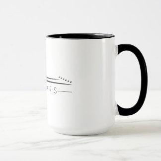 The clique coffe mug