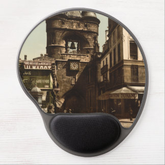 The Clock Gate, Bordeaux, France Gel Mouse Pad
