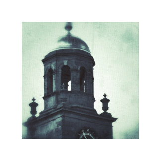 The Clock Tower Canvas