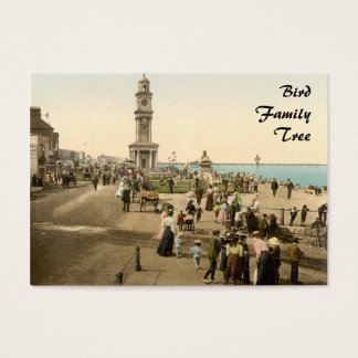 The Clock Tower, Herne Bay, Kent, England Business Card