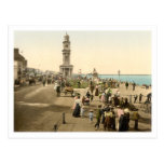 The Clock Tower, Herne Bay, Kent, England Postcard
