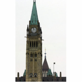 The Clock Tower Parliament Hill Stitched Statuette