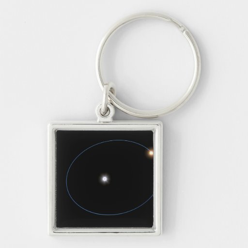 The clockwork-like orbits of a triple-star syst keychain