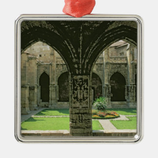 The Cloister Garden Metal Ornament