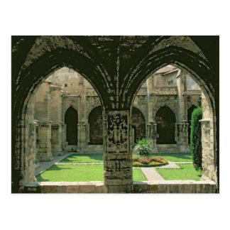 The Cloister Garden Postcard