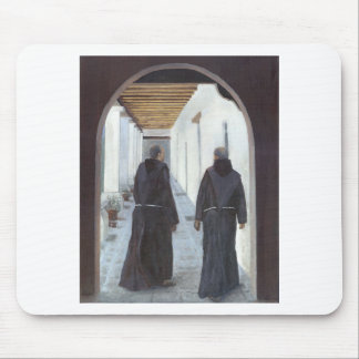 The Cloister Mouse Pad