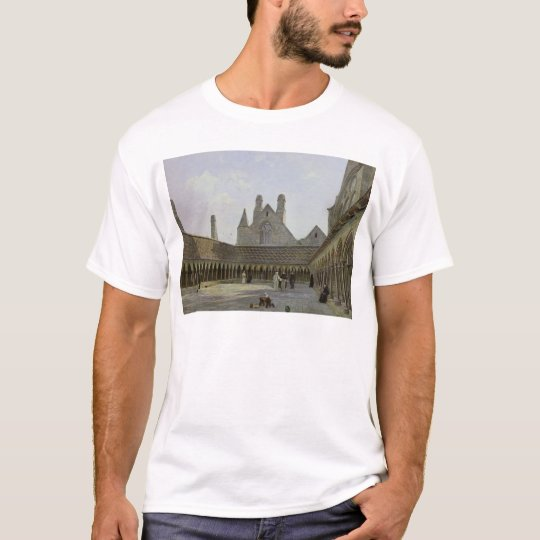 The Cloister of Mont Saint-Michel T-Shirt