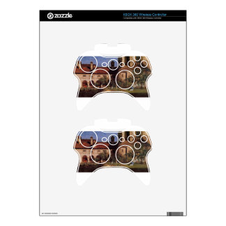 The Cloisters by William Merritt Chase Xbox 360 Controller Skin