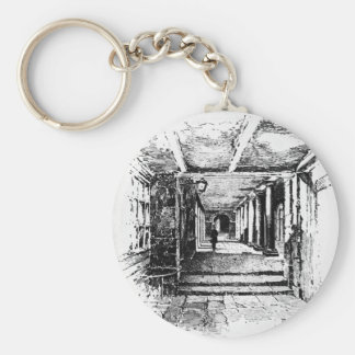 The Cloisters Keychain