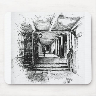 The Cloisters Mousepad