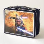 The Clone Wars | Ahsoka Tano Metal Lunch Box