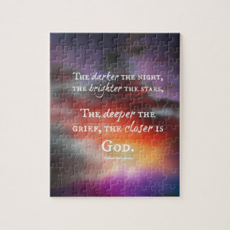 The Closer to God design Puzzle