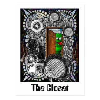 The Closet Postcard