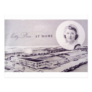The Clothes Factory Postcard