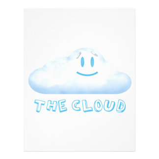 The Cloud from The Bear The Cloud And God Personalized Flyer