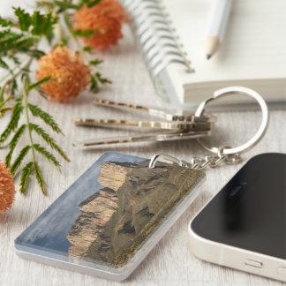 The Cloud Maker Single-Sided Rectangular Acrylic Keychain