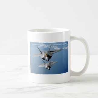 The cloud never comes from the quarter of the hor coffee mug