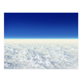 The Clouds of Venus Postcard
