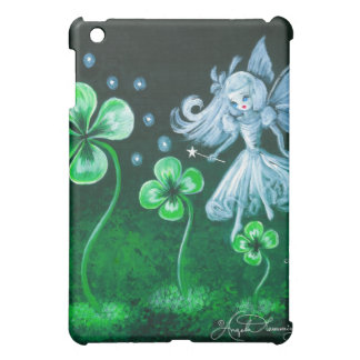 The Clover Faerie Of April iPad Mini Case