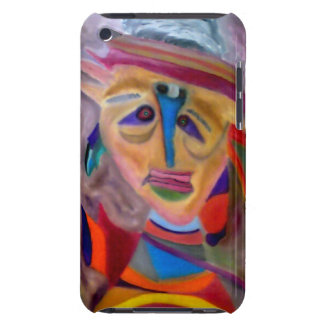 The clown barely there iPod cover