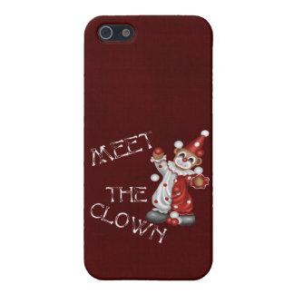 The Clown Case For iPhone 5