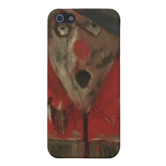 THE CLOWN COVER FOR iPhone 5