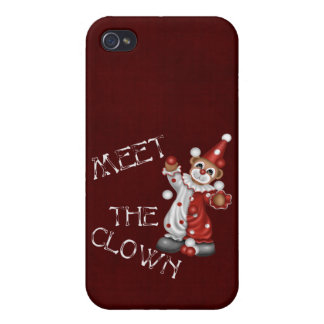 The Clown iPhone 4/4S Case