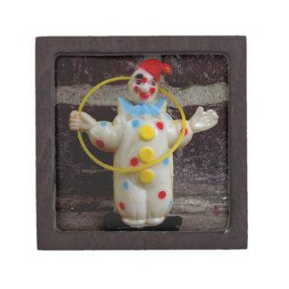 The Clown Jewelry Box