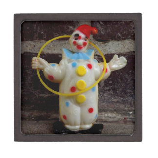 The Clown Keepsake Box