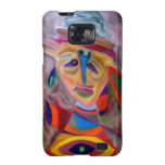 The clown samsung galaxy SII covers