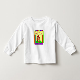 The Clown With the Upside Down Frown T-shirt