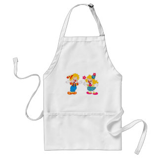 the clowns aprons