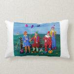 The Clowns Pillow