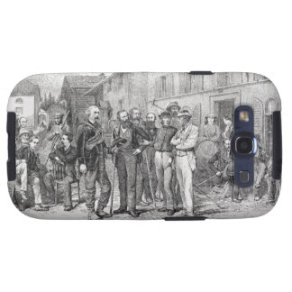 The Club Room of Zermatt in 1864, from 'The Ascent Samsung Galaxy S3 Case
