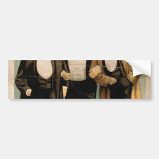 The Club's Baby, 'The Girls Visit the Club' Bumper Stickers