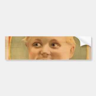 The Club's Baby, 'The Junior Member' Retro Theater Bumper Stickers