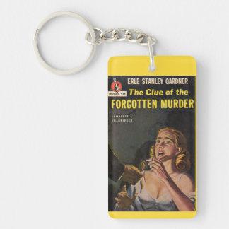 The Clue of the Forgotten Murder Keychain